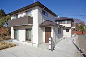 【ダイワハウス】セキュレア鶴田町VII (分譲住宅)の外観