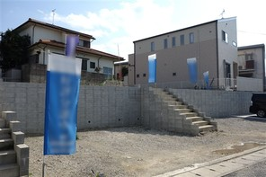 福岡市南区若久の宅地の外観
