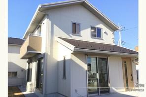 【ダイワハウス】セキュレアガーデン柏たなかII 126街区 1〜3・6号地(分譲住宅)の外観