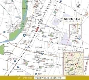【ダイワハウス】セキュレア犬塚3丁目II (建築条件付宅地分譲)のその他
