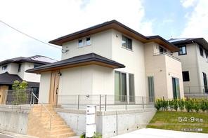 【ダイワハウス】サンコート豊洋台 (分譲住宅)の外観
