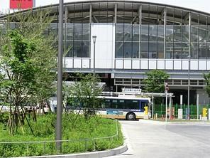 小金井市中町の宅地の外観
