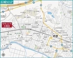 【ダイワハウス】セキュレア大和田 (建築条件付宅地分譲)のその他