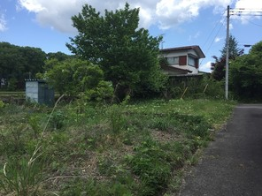 木和田島 売土地の外観