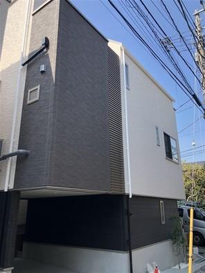 オープンライブス神楽坂プレミアムコートの外観