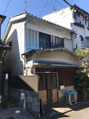 京都市伏見区桃山町丹下の外観