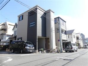 オープンスタイル石田町アベニューの外観