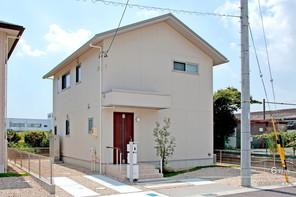 【ダイワハウス】セキュレア朝日町 (分譲住宅)の外観
