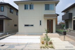 【ダイワハウス】セキュレア近江八幡鷹飼 (分譲住宅)の外観