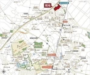【ダイワハウス】CO・CO・LO COURT 第一期・第二期 (建築条件付宅地分譲)のその他