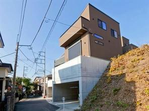 横浜市港北区篠原町の家のその他