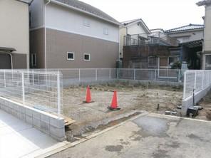 横浜市鶴見区生麦の宅地の外観