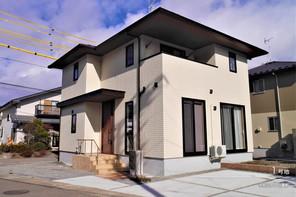 【ダイワハウス】まちなかジーヴォ諏訪中洲「家事シェアハウス」(分譲住宅)の外観