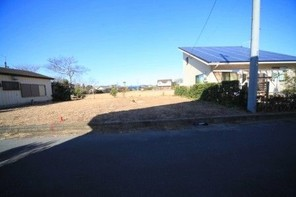 千葉県匝瑳市川辺売地34.73坪の外観