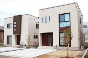 【ダイワハウス】セキュレア松原 (分譲住宅)の外観