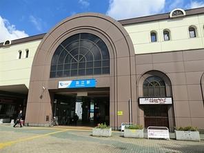 狛江市中和泉の宅地の外観