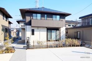【ダイワハウス】セキュレア犬塚3丁目III (分譲住宅)の外観