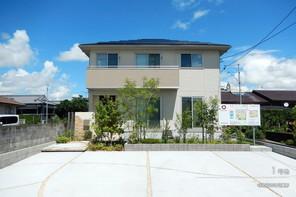 【ダイワハウス】セキュレア上東町II (分譲住宅)の外観