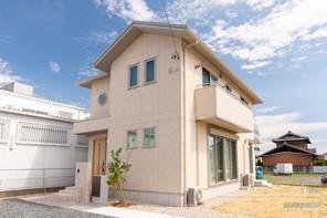 【ダイワハウス】セキュレア伊勢松本 (分譲住宅)の外観