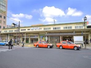 江戸川区松島の宅地の外観