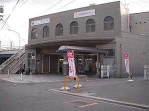 名古屋市西区栄生の宅地の外観