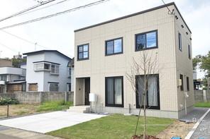 【ダイワハウス】セキュレア桜川IV (分譲住宅)の外観