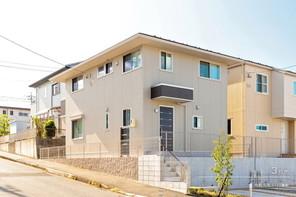 【ダイワハウス】セキュレア筒尾5丁目 (分譲住宅)の外観