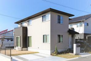 【ダイワハウス】セントラルガーデン・ステージ浜松西伊場 (分譲住宅)の外観