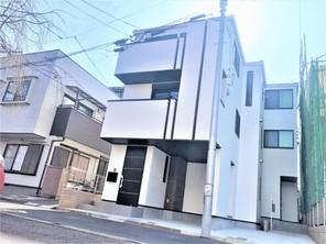 オープンライブス浦和元町アクセスの外観