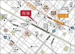 【ダイワハウス】セキュレア東札幌2-5 (建築条件付宅地分譲)のその他