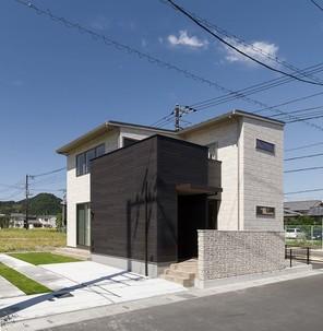 駿東郡清水町徳倉 新築分譲住宅の外観