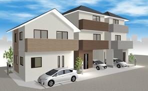 MOVEタウン菱屋西 新築戸建住宅の外観