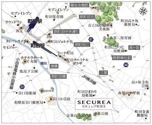 【ダイワハウス】セキュレア町田II (建築条件付宅地分譲)のその他