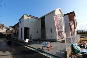 駿東郡清水町伏見 新築分譲住宅の外観