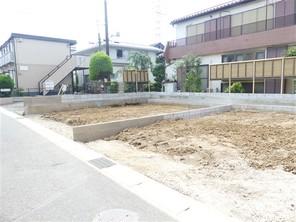 リーブルガーデン市川市新田の外観