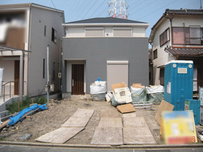 ファーストタウン名古屋市第3期中川区伏屋の外観