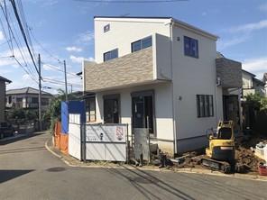 ミラスモシリーズ横浜市緑区いぶき野第3期の外観
