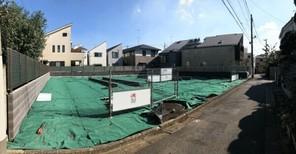 オープンプレイス大岡山ストリートの外観