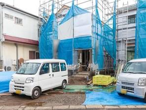 【飯田グループ】和泉多摩川駅徒歩5分 ~狛江市元和泉3丁目~ 全2棟 の外観