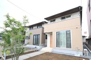 【ダイワハウス】セキュレア飯塚町 (分譲住宅)の外観