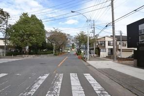川崎市中原区等々力の宅地のその他