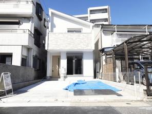 ミラスモシリーズ名古屋市緑区池上台の外観