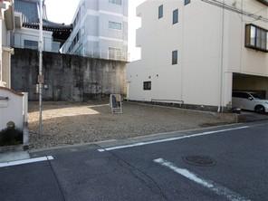 名古屋市東区徳川の宅地の外観