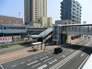 横浜市神奈川区鳥越の宅地の外観