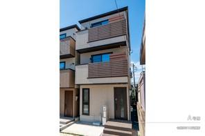 【ダイワハウス】セキュレア北浦和 (分譲住宅)の外観