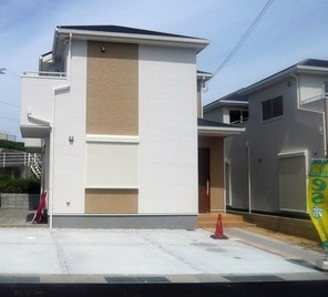 リーブルガーデン大阪狭山市・金剛(茱萸木)の外観
