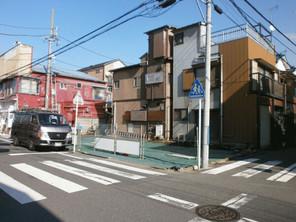 オープンライブス渡田新町コンフォートの外観