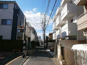 大田区仲六郷の家のその他
