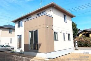【ダイワハウス】セキュレア飯塚町II (分譲住宅)の外観