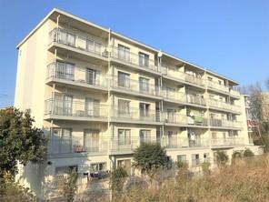 志津グリーンヒルC棟の外観